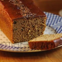 organic honey cake