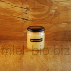 Miel de Lavande bio pot de 250g
