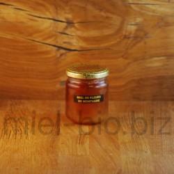 Miel de Montagne bio pot de 250g