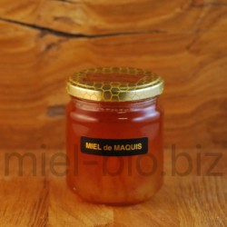 Organic Cevennes honey -...