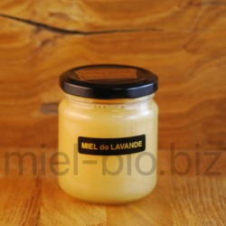 French Organic Lavender honey