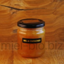 French Organic Chestnut honey