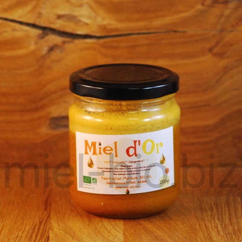 Miel d'Or bio